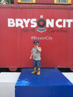 Bryson City Train