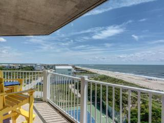 St. Regis 3409 Oceanfront! | Indoor Pool, Outdoor Pool, Hot Tub, Tennis Courts,