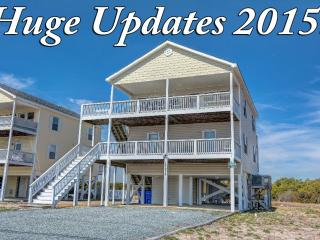 New River Inlet Rd 1255 Oceanview! | Private Pool, Internet, Pet Friendly, North Topsail Beach
