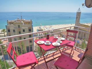 TIANA Seaview & Beach-apartment, Barcelona