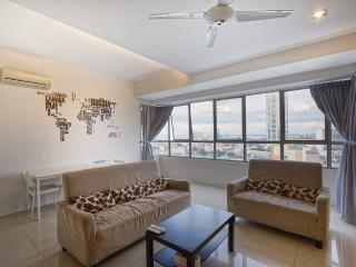 Spacious 3 Bedrooms with Central City View, George Town