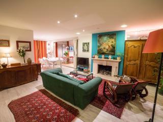 20 mn de Paris- 10 mn de Disney: 6 habitaciones, St.-Thibault-des-Vignes