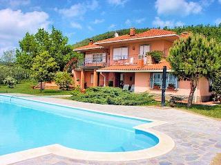 Villa Montesegnale, Bolsena