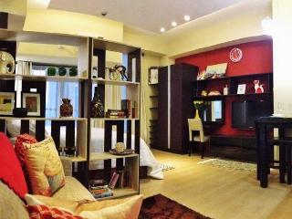 Eastwood Le Grand 3 Comfy Fully Furnished Studio, Quezon City