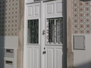 maison typique portugaise neuve face aux iles, Olhao