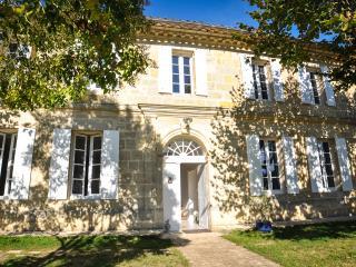 La Maison Laurencine - Chambre du Jardin, Saint-Philippe-D'Aiguille