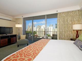 Wyndham Royal Gardens Resort (studio condo), Honolulu