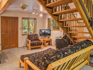 Cascadia Cabin, Skykomish
