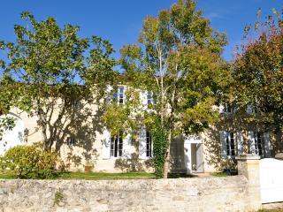 La Maison Laurencine - La chambre du Lointain, Saint-Philippe-D'Aiguille