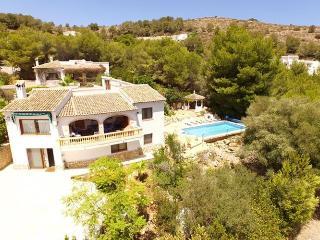 Grand spanish villa for 2+ families, Javea