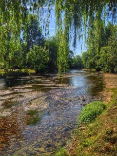 River at Lisle