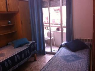 Habitación doble en el céntrico barrio de Ruzafa, Valencia