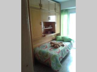 Habitación doble en el barrio de Ruzafa, Valencia