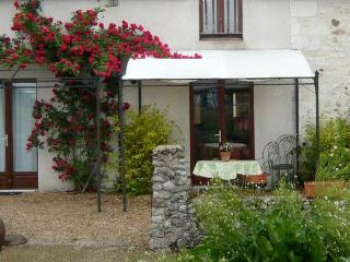 Poppas at Les Mortiers, Parcay-les-Pins