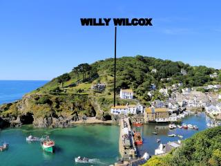 Willy Wilcox, Polperro
