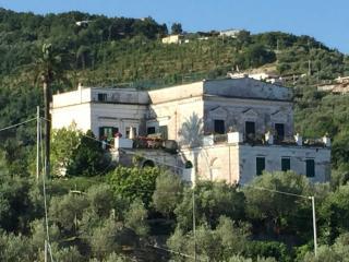 Casa Rivo, scent of lemon groves, Massa Lubrense