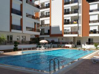 Bright apartment 2+1, Antalya