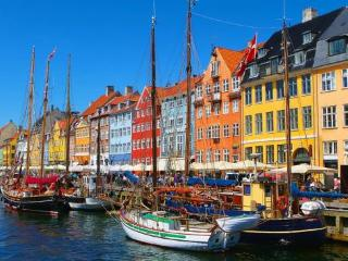 Best place to stay in Nyhavn, Copenhagen, Kopenhagen