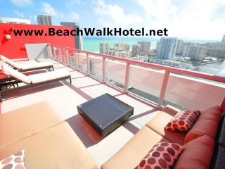 2 Bedroom 2 Bathroom Tower Suite - Pvt Rooftop, Fort Lauderdale