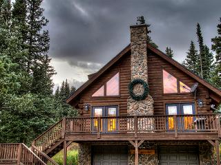 3br 2ba secluded home with amazing views, Breckenridge