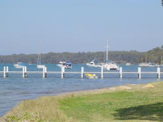 The Holiday House on Lake Macquarie