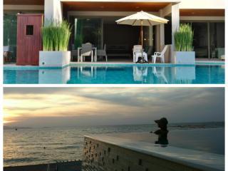 Absolute Beachfront Pool Access, Pattaya