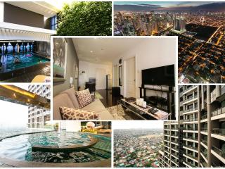Fully-Furnished Gramercy Makati 1BR 59F WIFI