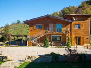 Bella casa ecologica in Abruzzo posizione stupenda, Castiglione Messer Raimondo