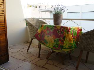 Studio avec balcon a 2 pas des plages et du Palm B
