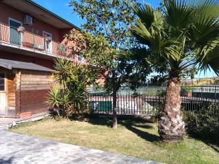 Camera Residence Belvedere con giardino postoauto