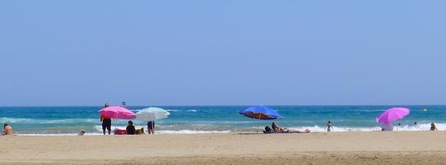 Gruissan beach