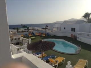 Lovely refurbushed apartment stunning sea views 4a, Puerto Del Carmen