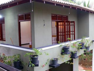 Front view in Galle Homestay