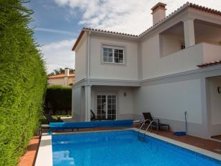 Villa with private pool at Praia d'el Rey