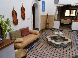 Dar Eloina Jolie maison traditionnelle, Fez