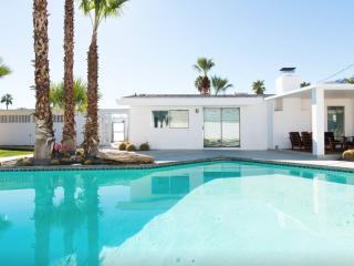 Number 444  An Immaculate Mid Century Alexander Home with Private Heated Pool
