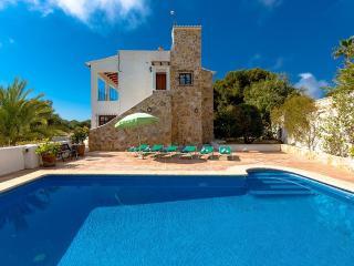Villa Irina in Teulada-Moraira,Alicante para 8 huespedes