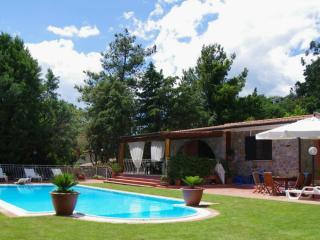 Elegante Villa sul mare & piscina, Capitello