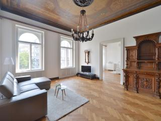 Wenceslas SQ Apartment with Huge Terrace, Prague