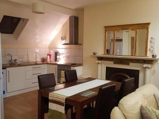 Ahoy 2 Apartment offers lovely views of Belfast Lough (15 minutes from Belfast)