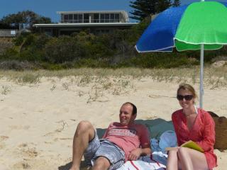 Azure on the beach, top 10 beach house in NSW, Aus, Blueys Beach