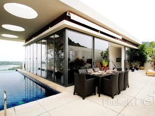 Luxury Ocean View Penthouse w/ Private Pool, Kata Beach
