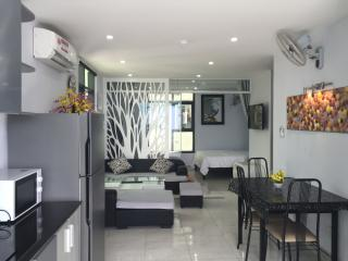 Beautiful ocean view modern 2 bedrooms apartment, Nha Trang