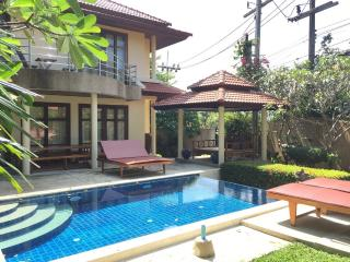 Plai Laem Pool Villa, 3 Beds, 8 mins Walk to Beach