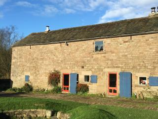 The Barn House at Gib Torr Farm, Buxton