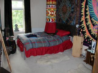 Bradford Digs with a funky cosy double bedroom