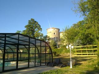 Château de Mauras, Chomerac