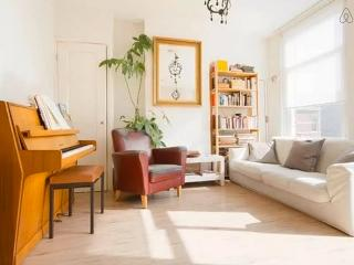 Lovely apartment near Vondelpark (Bellamy Area)