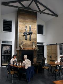 Helen's restaurant in Machias is a Downeast institution. Martha Stewart raves about their pie.