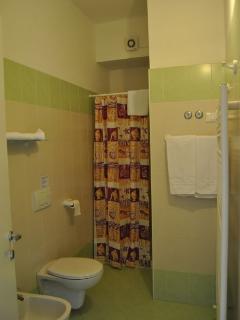 monolocale bagno
